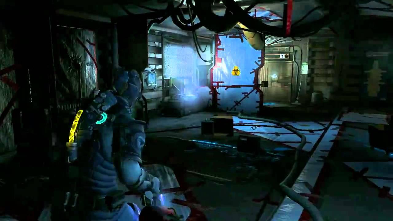 Dead Space 2 Walkthrough - Chapter 10: Part 1 - YouTube