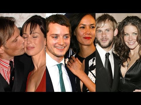 Lord Of The Rings ... and their real life partners