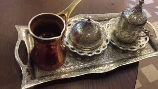 Хорошее место в Москве с кофе по-турецки