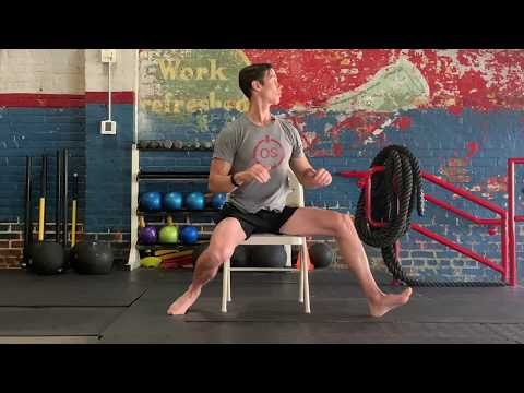 Mobilize Your Spine and Hips in a Chair