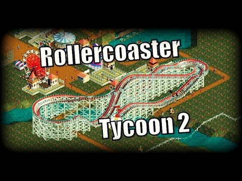 Games Of My Childhood #2 - Roller Coaster Tycoon 2