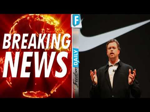 BREAKING! 48Hrs After Protests, Nike Sent DISGUSTING Public Message To President Trump – BIG Mistake