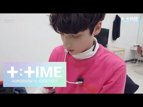 [T:TIME] HUENINGKAI's the angel from the sky - TXT (투모로우바이투게더)