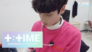 [T:TIME] HUENINGKAI's the angel from the sky - TXT (투모로우바이투게더)