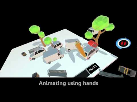 Tvori—Real-time Animation in Virtual Reality