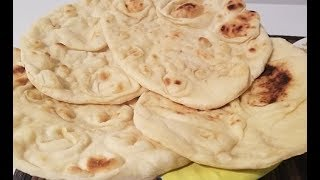 Sada Naan Without Yeast and Oven |No Yeast No oven Sada Naan on Tawa by Easy Cooking With Shazia