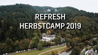 "Herbstcamp 2019 ""Refresh"" Recap"