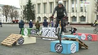 В Ярославле прошел грандиозный велопробег