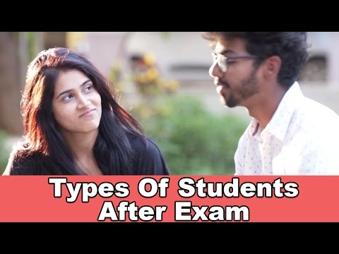 Types Of Students After Exam | Funk You