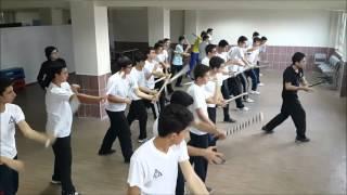 Özel Konuralp Liseleri Faaliyetleri Wing Tsun Kulübü Tanıtımı emrah eker avcı