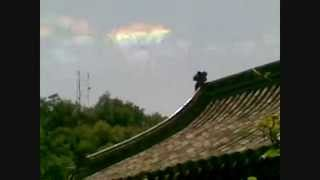 HAARP Sichuan Earthquake in China 2008