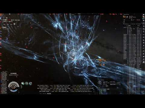 Blood Raider Shipyard Final Timer in E-DoF2 - EVE Online