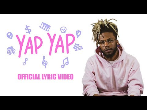 Sincerely Collins - Yap Yap (Official Lyric Video) **CLEAN**