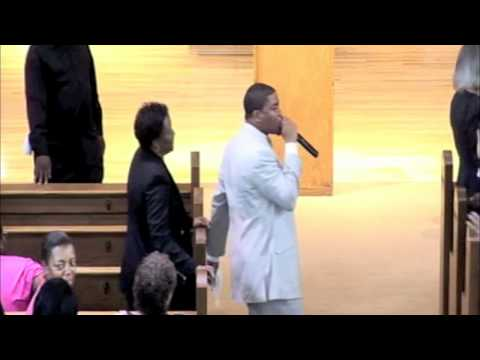 BRIAN CARN (Prophet) (2012) @ ST. JAMES COGIC -ELDER J.K. RODGERS
