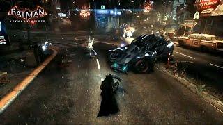 "Batman: Arkham Insider #5 - ""Gotham by Night"""