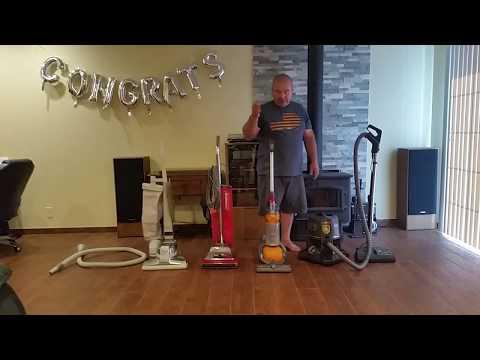 Обзор пылесосов от лучших мировых производителей. Best Vacuum In The World.