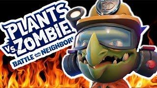 Plants vs. Zombies: Battle for Neighborville - SMOK z UrQueeen