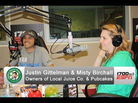 Misty Birchall on Pubcakes & Local Juice Co. | Jesse's Secret Stash #8