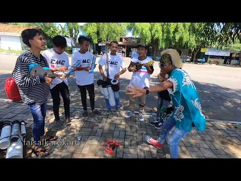 Pikir Keri ~ Mamik Pengamen Alay Goyang Melintir😂 Collabs Pengamen Montal Mantul + Trio Wok Wok