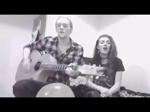 Alter Bridge - Lover (Acoustic cover) by Dayna and Ewan