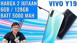 Hp 2 Jutaan, 6gb/128gb: Review Vivo Y19 - Indonesia