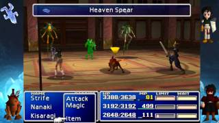 FF7 New Threat Mod [v1.2] Episode 17: Character Sidequests Part 2