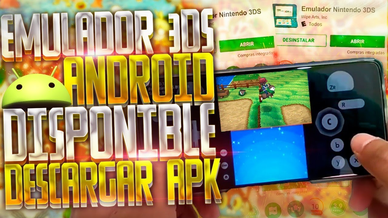 Disponible Descargar Apk Emulador 3ds Para Android En Google