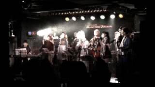 2008年11月22日 千日前アナザードリームでの演劇人ライブ 企画:オフィ...