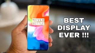 OnePlus 7 Pro - Better Display Than The Galaxy S10 !!!