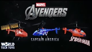 Avengers Hero Pilot RC Helicopter
