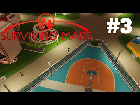 Surviving Mars - First Mars Born Baby - Episode 3