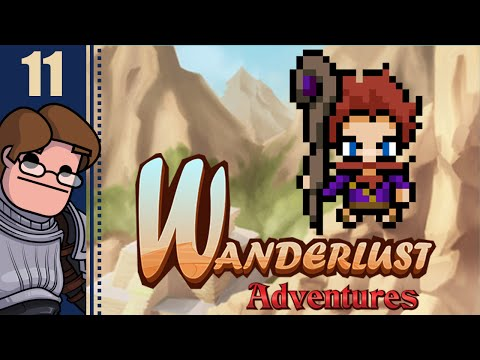 Let's Play Wanderlust Adventures Co-op Part 11 - Mind Blight Boss