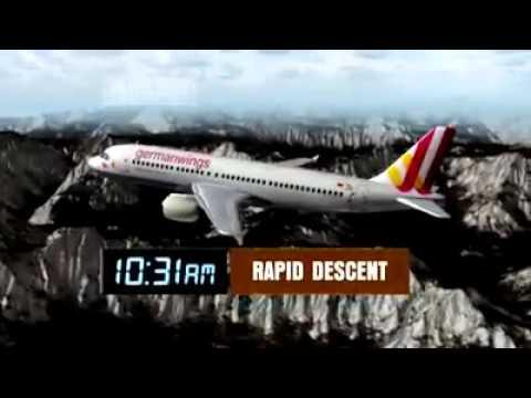 Germanwings Flight 9525 - YouTube