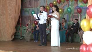 Исангулов, Василевский и Гуркин побывали на выпускном вечере
