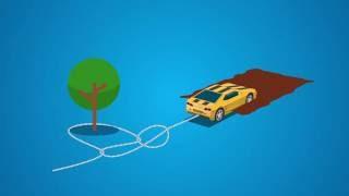 Лайфхак №5   Легко вытаскиваем авто из грязи