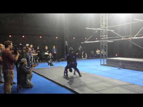 WB Games Montréal in 60 seconds