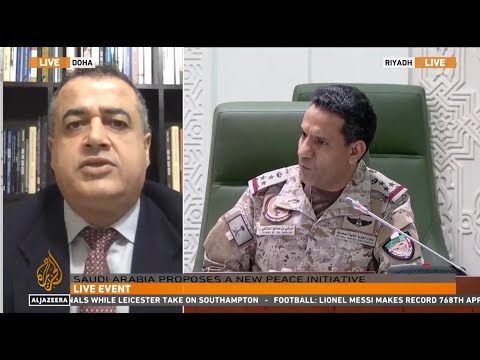 Saudi Peace Initiative to End the War in Yemen