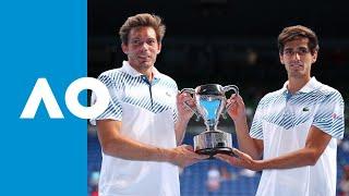 Kontinen/Peers v Herbert/Mahut match highlights (FINAL) | Australian Open 2019