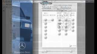 Mercedes Benz Model 124 Service Manual Library
