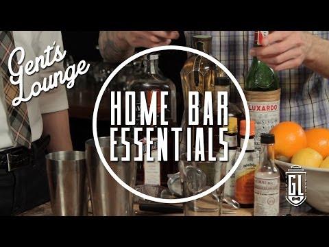 Home Bar Essentials W/ Mishka Bier