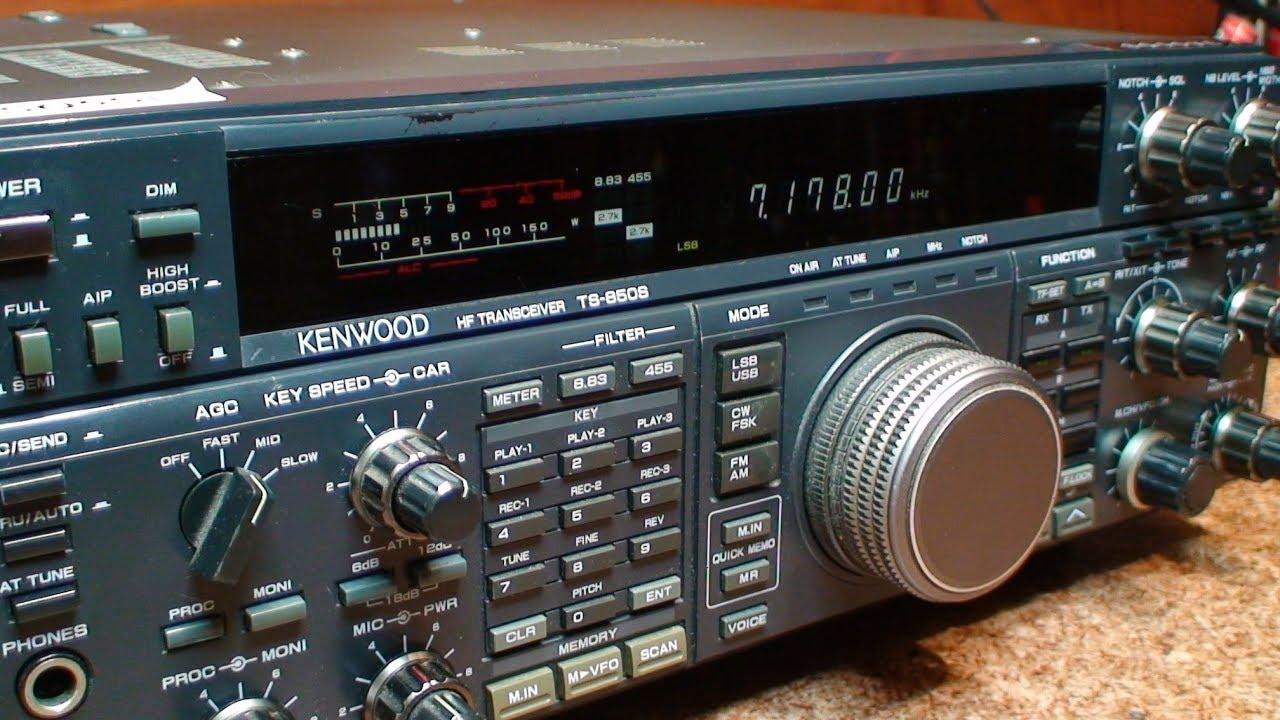 Kenwood TS 850 S - Repair & Tuning