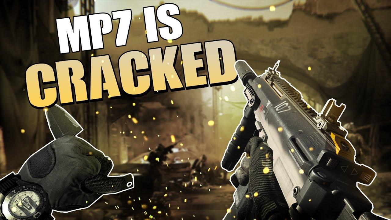 The MP7 is Insane - Call of Duty: Modern Warfare