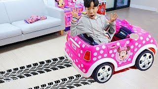 Boram Pretend Play with Cleaning Toys for Kids