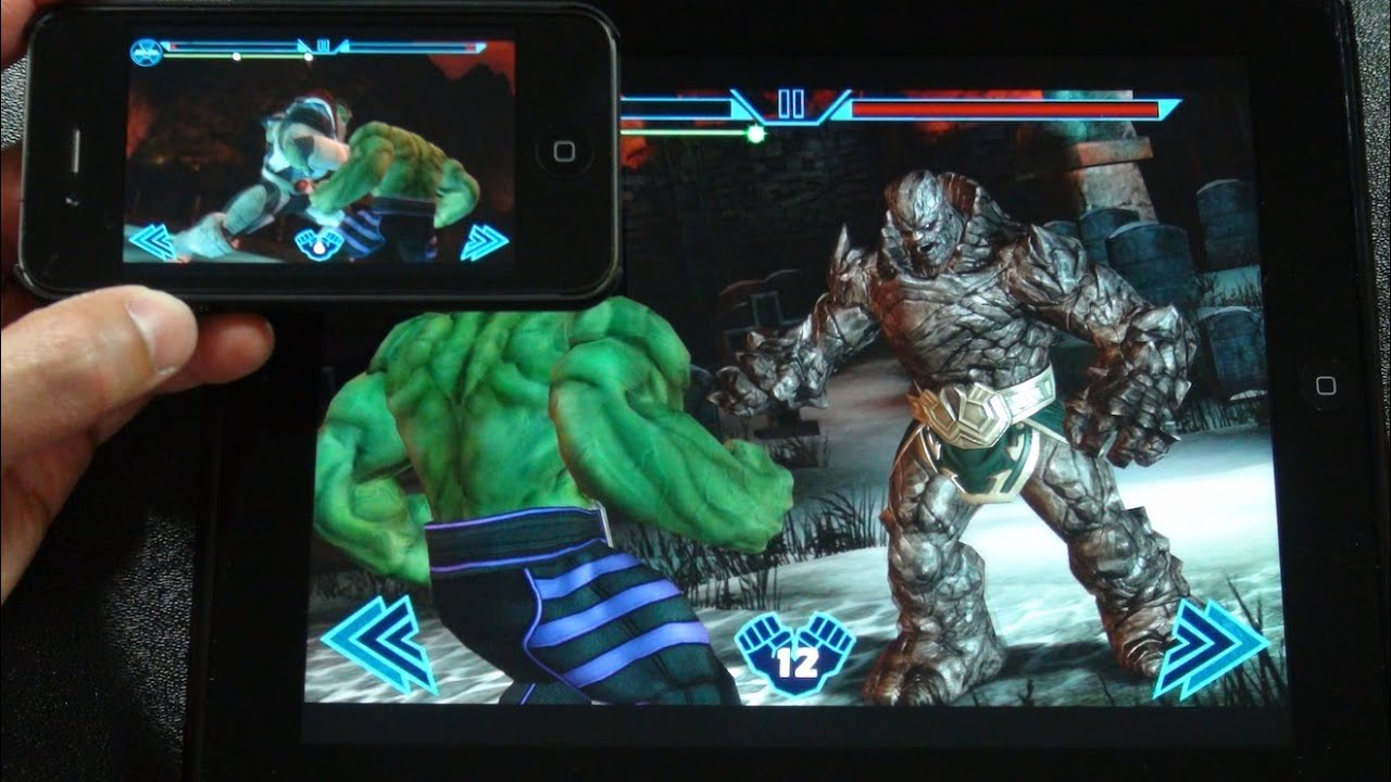 avengers initiative app game