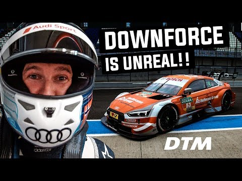 Can I Drive A DTM Race Car With NO Experience?