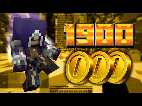 Unerwartet 1900 COINS!