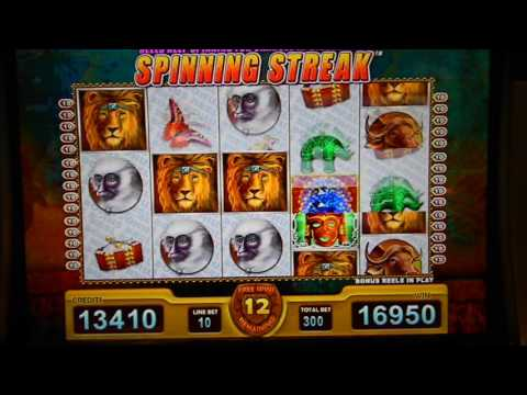 Jewels of Africa Slot Machine Bonus