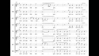 Mendelssohn - Denn er hat seinen Engeln befohlen, MWV B 53 thumbnail