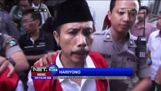 Pembunuh Salim Kancil Dituntut Hukuman Seumur Hidup - NET24