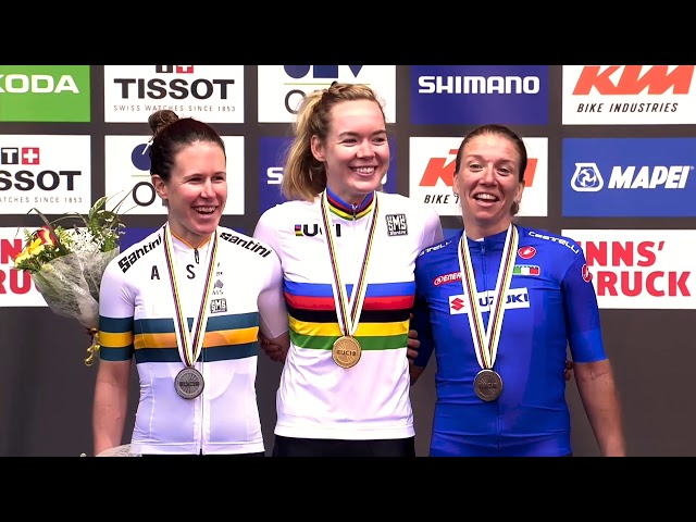The Voxwomen Sharon Laws Road Rider of the Year Award at Rouleur Classic